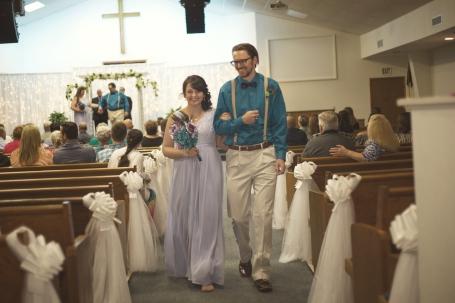 A Happy Wedding Day