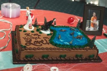 The Groom's Cake