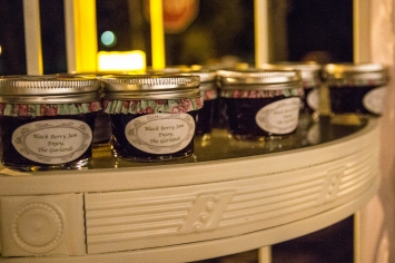 Jam for the guests